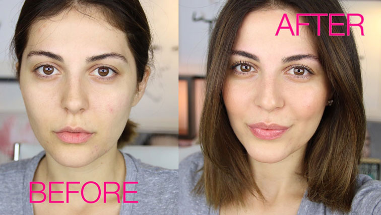 How To Look Beautiful Without Using Makeup