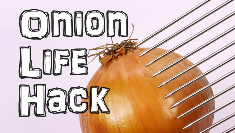 How To Chop Onion Easily and Evenly