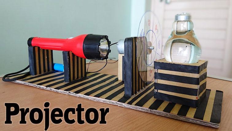 How To Make DIY Slide Projector