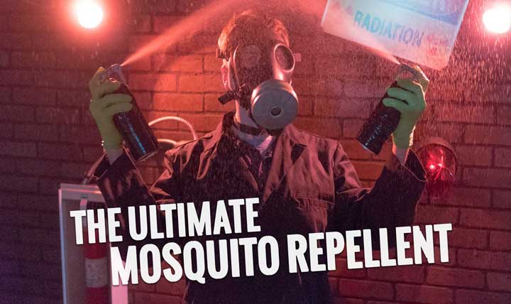 How To Make Mosquito Repellent From Natural Essential Oils