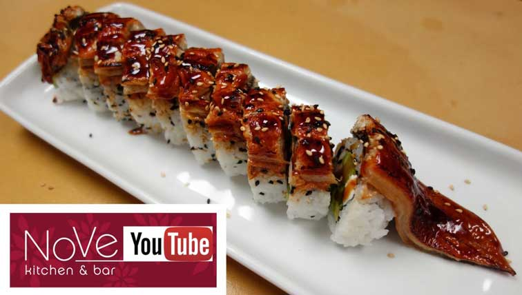 How To Make Sushi Viper Roll
