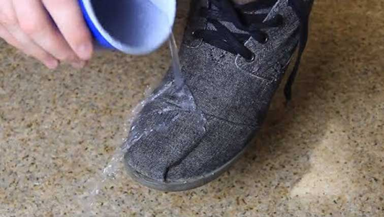 How To Make Your Shoes Water Resistant
