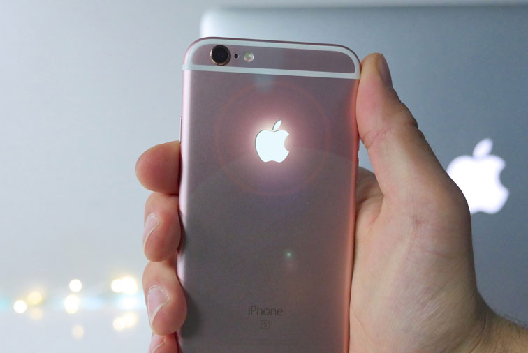 How To Mod iPhone 6 And Make Apple Logo Glow