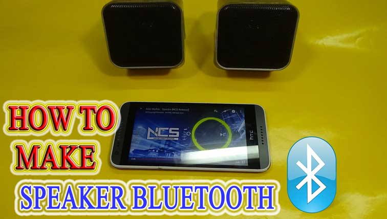 How To Upgrade USB Speaker Into Bluetooth Speaker