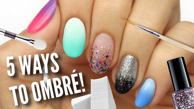 How To Get Ombre Nails In 5 Easy Ways