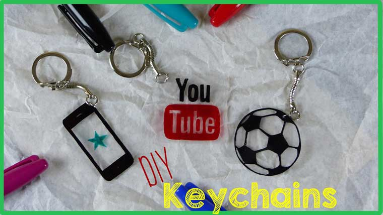 How To Make A Cute Keychain