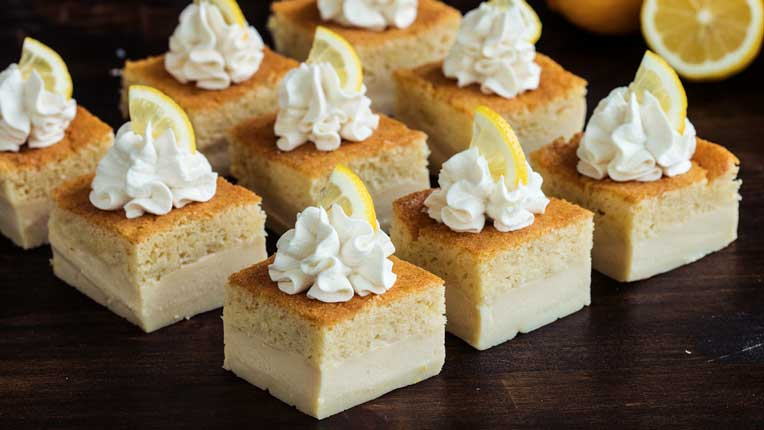 How To Make Easy And Yummy Custard Cake