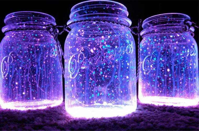How To Make Fairy Glow Jars